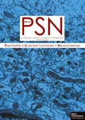 PSN, vol. 11, n° 3,  2013