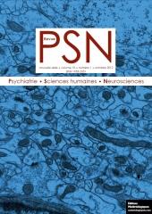 PSN, vol. 10, n° 1, 2012