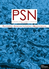 PSN, vol. 11, n° 2, 2013