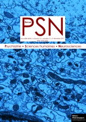PSN, vol. 15, n° 3, 2017