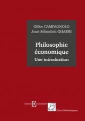 Philosophie économique. Une introduction